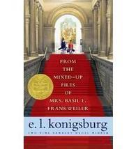 A Favorite 20th Century Classic - From the Mixed-Up Files of Mrs. Basil E. Frankweiler by E. L. Konigsburg | Fun Fiction Fridays | Scoop.it