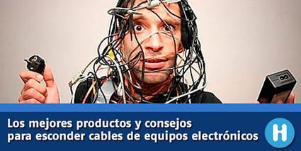 Los mejores productos y consejos para esconder los cables   tecno4   Scoop.it