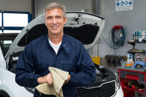 Understanding Estimates: A Basic Guide for Automotive Service Advisor Students | Careers for the Automotive and Transportation Industries | Scoop.it