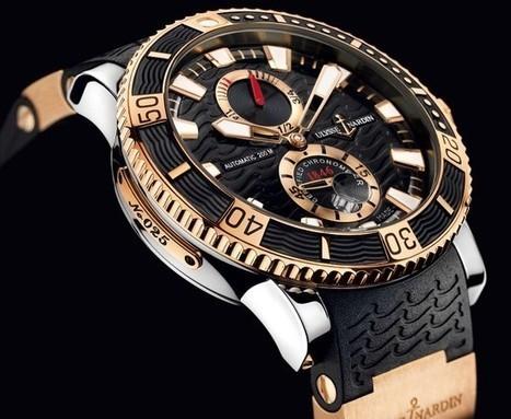Top 32 Luxury Diving Watches | Seiko Velatura Chronograph | Scoop.it