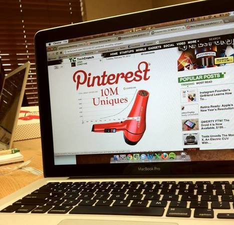 5 Reasons Why Pinterest is Becoming the Best Social Media Marketing Tool | Pinterest for Business | Scoop.it