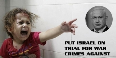 We demand that International Criminal Court charges Benjamin Netanyahu & Israel for War Crimes against Humanity | Human Rights and the Will to be free | Scoop.it