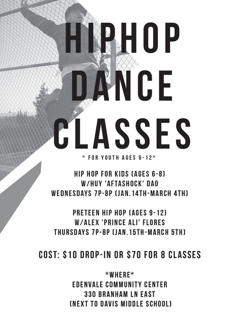Hip Hop Dance Classes For Youth Ages 6-12 : Future Arts Now | Santa Clara County Events and Resources to Support Youth Development | Scoop.it