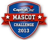 Capital One Mascot Challenge 2013 | Mascots | Scoop.it