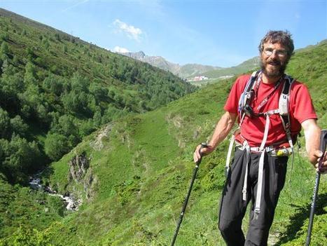Hautes-Alpes   Lionel Daudet au pied des Alpes   montagne   Scoop.it