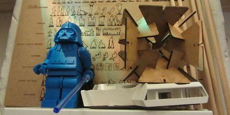 Imprimer Playmobil et Lego chez soi : bientôt possible ?! | Geek & Toys | Scoop.it