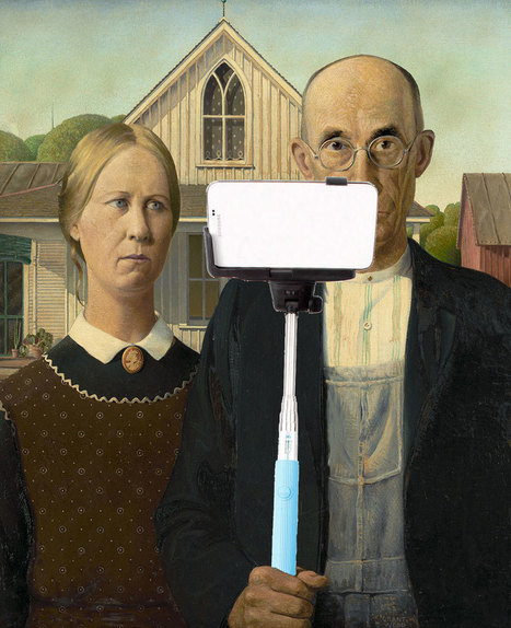 Defiant of the Future, Museums Ban Selfie Sticks | Clic France | Scoop.it