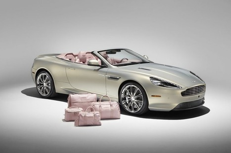 Aston Martin Launches Q - an Exquisite Online Configurator | Automotive Customer Experience Excellence | Scoop.it