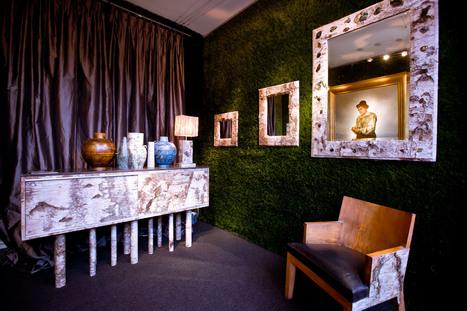 Birch Bark Furniture | Marché Dauphine | Dealers Events:Les événements des marchands ,Marché Dauphine ,Paris | Scoop.it