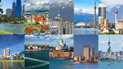 The 10 Most Livable Cities In The World | DSODE HSC Geography | Scoop.it