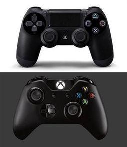 Los mandos de Xbox One y PS4: batalla por el control en la nueva generación | Creación de videojuedos | Scoop.it