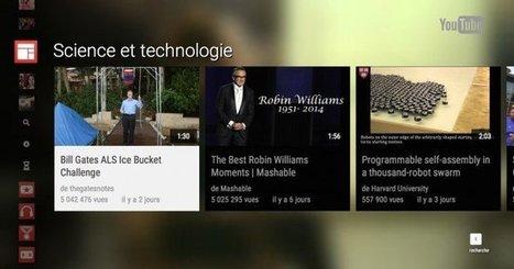 Pilotez Youtube pour TV avec votre smartphone   Time to Learn   Scoop.it