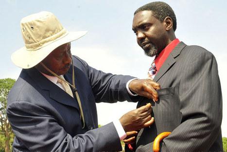 Museveni has crippled, swallowed Akena and UPC   UgandaNuz   Scoop.it