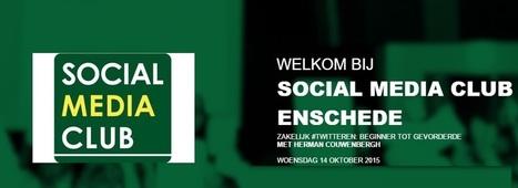 [Event] 14 oktober 2015 #SMC053 'Zakelijk Twitteren met @Hermaniak' - Nieuws.Social: Social Media Marketing: presentaties, onderzoek, cijfers, trends en meer | Rwh_at | Scoop.it
