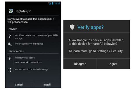 Android 4.2 Includes New Security System That Scans Sideloaded Apps, Also Warns of Money-grubbing Texts – Droid Life | World of Tech Today | Scoop.it