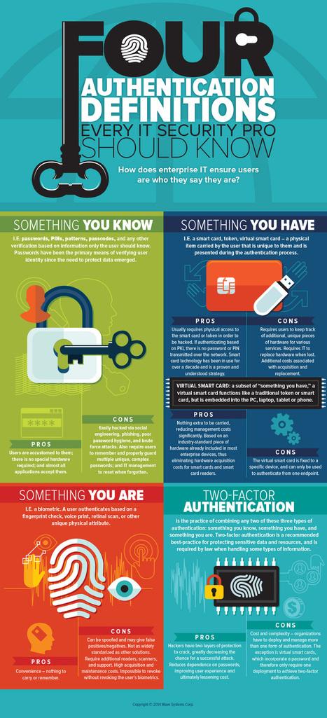 Qu'est-ce qu'une authentification forte? | b3b | #FinTech #Sécurité | Scoop.it