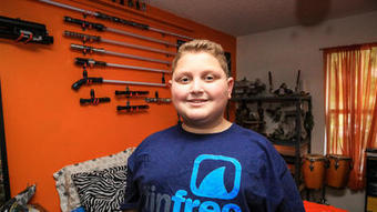 Casselberry boy, 12, gets $1000 grant for his animal-rights work - Orlando Sentinel   Animal Grantmakers   Scoop.it