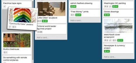 Getting Started with Trello | Cloud Productivity | Technology - Teaching - Translation | Scoop.it