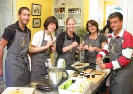 Cours de Cuisine à la Maison Trévier - Cours de cuisine CARPENTRAS - Mont-ventoux | Carpentras Holidays | Scoop.it
