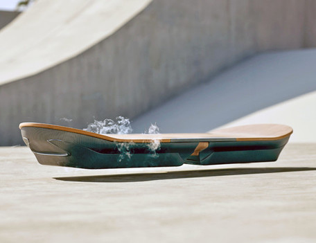Lexus just unveiled a working hoverboard! | Le Zinc de Co | Scoop.it