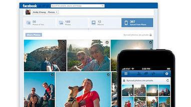 Facebook Enters Cloud Market via Photo Sync App | Little things about tech | Scoop.it