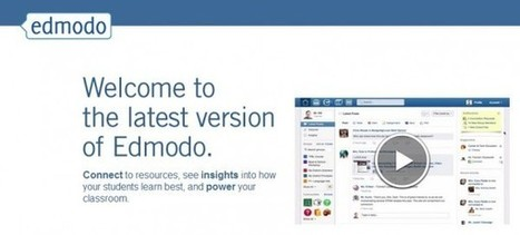 Nueva versión de la plataforma educativa Edmodo | Ideas Poderosas | Scoop.it