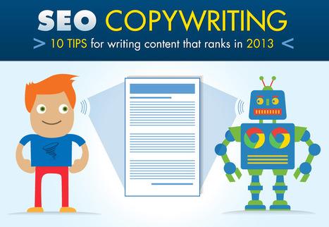 SEO Copywriting 2013 - 10 suggerimenti per la scrittura di contenuti | arbua | Scoop.it