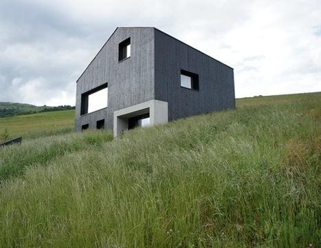 Hurst Song Architekten : Maison à Lumbrein | Autour de l'architecure | Scoop.it