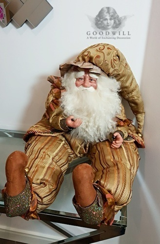 Exclusive Large Santa Doll Display   Buy Christmas Decorations   Christmas Table Displays   Scoop.it