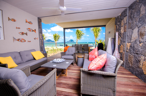 Self catering apartment for rent in Mauritius - L'escale   Mauritius Property & Real Estate   Scoop.it