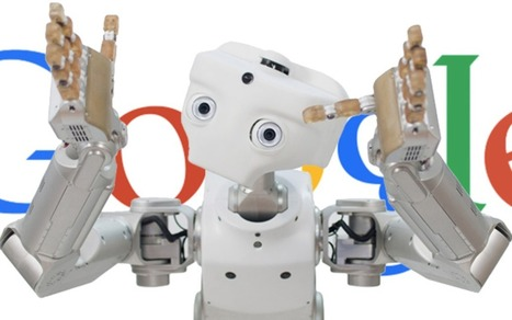 Are maps and localization driving Google's robot strategies? | Robolution Capital | Scoop.it