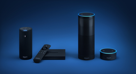 Could Amazon's Echo be a digital care agent for chronic patients? | #eHealthPromotion, #web2salute | Scoop.it