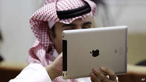 Why Saudis are ardent social media fans | Criminology and Economic Theory | Scoop.it