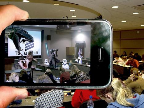 Exploring Use Cases For Augmented Reality | :: The 4th Era :: | Scoop.it