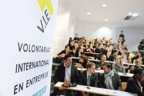 Les jeunes diplômés plébiscitent le volontariat international | l'Emploi des cadres et Tips | Scoop.it