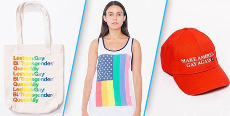 American Apparel se moque de Donald Trump | Guide des rencontres : Gay Lesbienne Bisexuel homosexuel Asexuel | Scoop.it