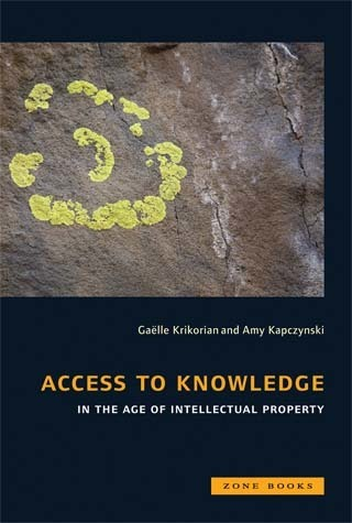 Access to Knowledge in the Age of Intellectual Property | Education & Numérique | Scoop.it