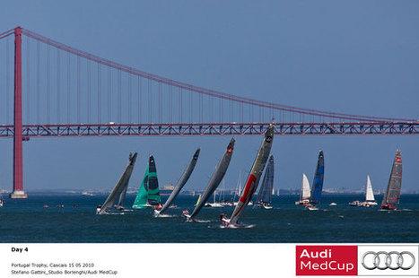 Circuit Audi MedCup, six TP52 et quatre nouveaux Soto40 | French DB home | Scoop.it