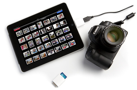 "How to Use Your iPad With Digital Camera | ""Cameras, Camcorders, Pictures, HDR, Gadgets, Films, Movies, Landscapes"" 