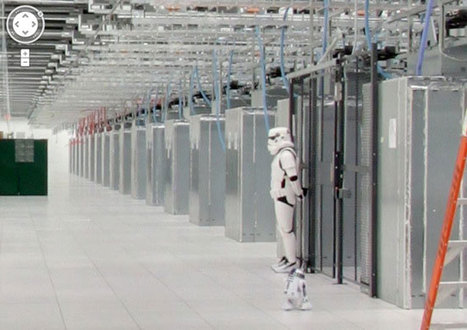 Google Data Center Street View… Ma c'è qualcosa che non va! | SEO e Web Marketing | Scoop.it