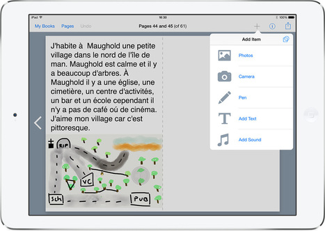 Paper by FiftyThree and Book Creator | Go Go Learning | Scoop.it