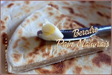 Beredre pain Mahorais / Mayotte   La cuisine de Djouza recettes faciles et rapides   Boulange   Scoop.it