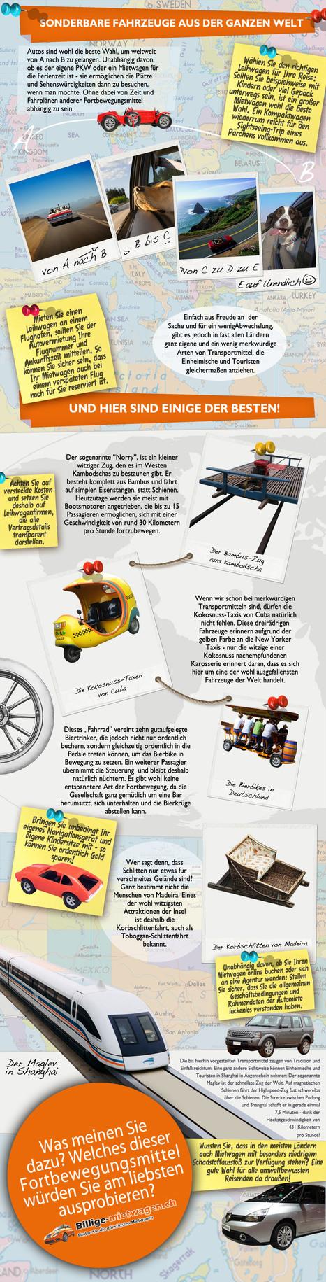 Buchen Sie Mietautos auf Billigemietwagen.ch | Colour Label Printers | Scoop.it