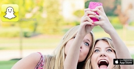 The Truth About Snapchat: A Digital Literacy Lesson for Us All  | Hiten Samtani | The Digital Shift | Digital Brand Marketing | Scoop.it