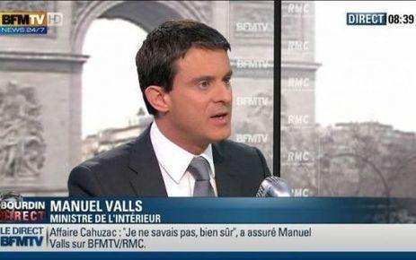 Drogue : Valls annonce une amende payable sur place pour les petits consommateurs | Rosaelle | Scoop.it
