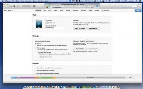 How to sync Digital Copy movies to iPad 4/new iPad/iPad 2 via iTunes 11 | Digital all | Scoop.it