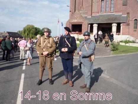 Commémoration du 01/07/2014 - 14-18 en somme | Nos Racines | Scoop.it