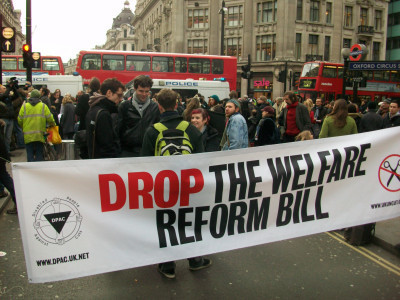 Who's Fighting Welfare Reform   Disability Issues   Scoop.it