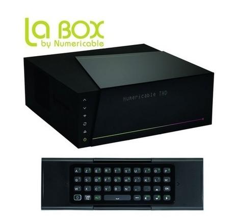 Numericable lance une nouvelle Box et double les débits | mlearn | Scoop.it