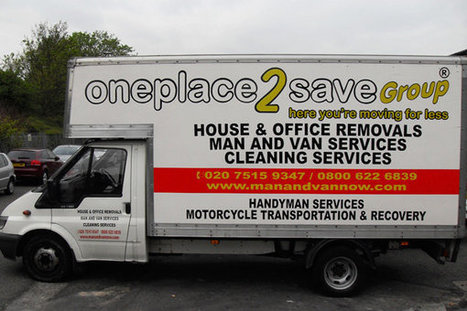 Motorcycle recovery London provides by oneplace2save | Man and Van Service London | Scoop.it